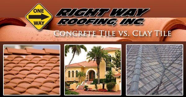 phoenix roofing clay tile vs concrete