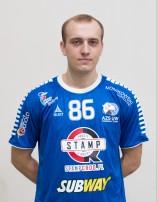 KAŹMIERCZAK-rozgrywajacy-azs-uw-handball