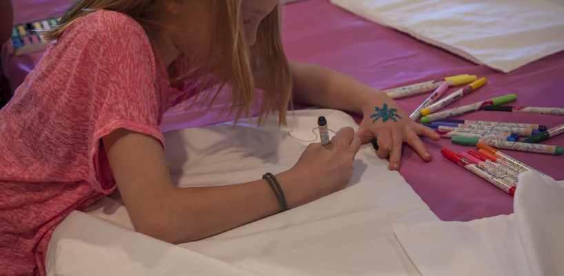 AZ Sleepy Teepee The Ultimate Sleepover Phoenix Kids Birthday Parties and Entertainment Scottsdale (105)