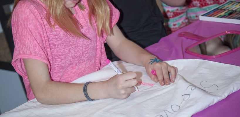 AZ Sleepy Teepee The Ultimate Sleepover Phoenix Kids Birthday Parties and Entertainment Scottsdale (107)