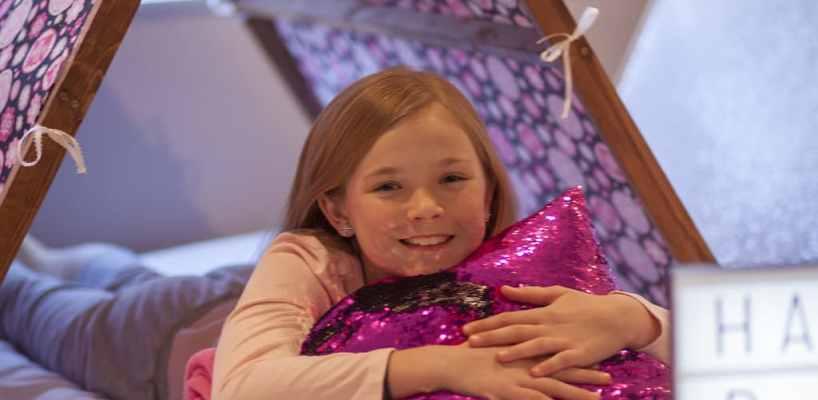 AZ Sleepy Teepee The Ultimate Sleepover Phoenix Kids Birthday Parties and Entertainment Scottsdale (17)