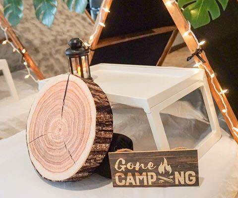 Teepee Party, Glamping sleepovers party, scottsdale party ideas (2)