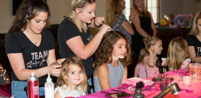 Teepee Party, Glamping sleepovers party, scottsdale party ideas (4)