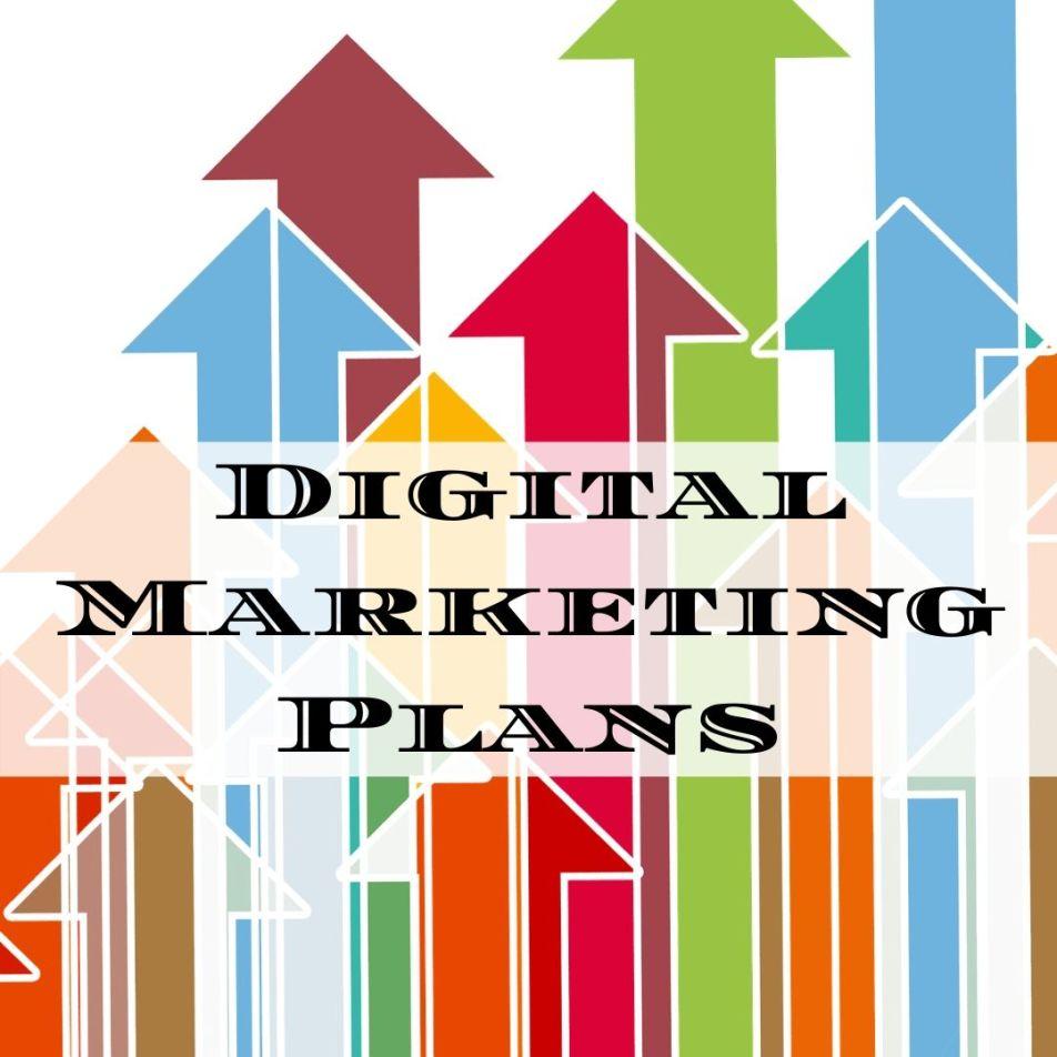 Digital Marketing Strategy Plans
