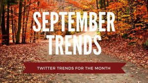 September trends for exposure