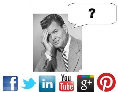 Social Media confusion