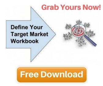 Free Download: Define Your Target Market Workbook