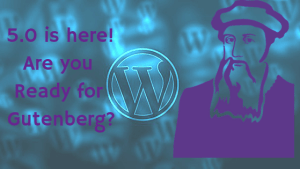 WordPress 5.0 - Gutenberg
