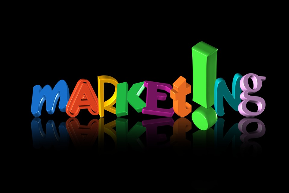 Marketing is crucial for small business success.