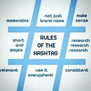 Hashtag Rules