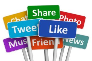 social media likes and shares help with SEO
