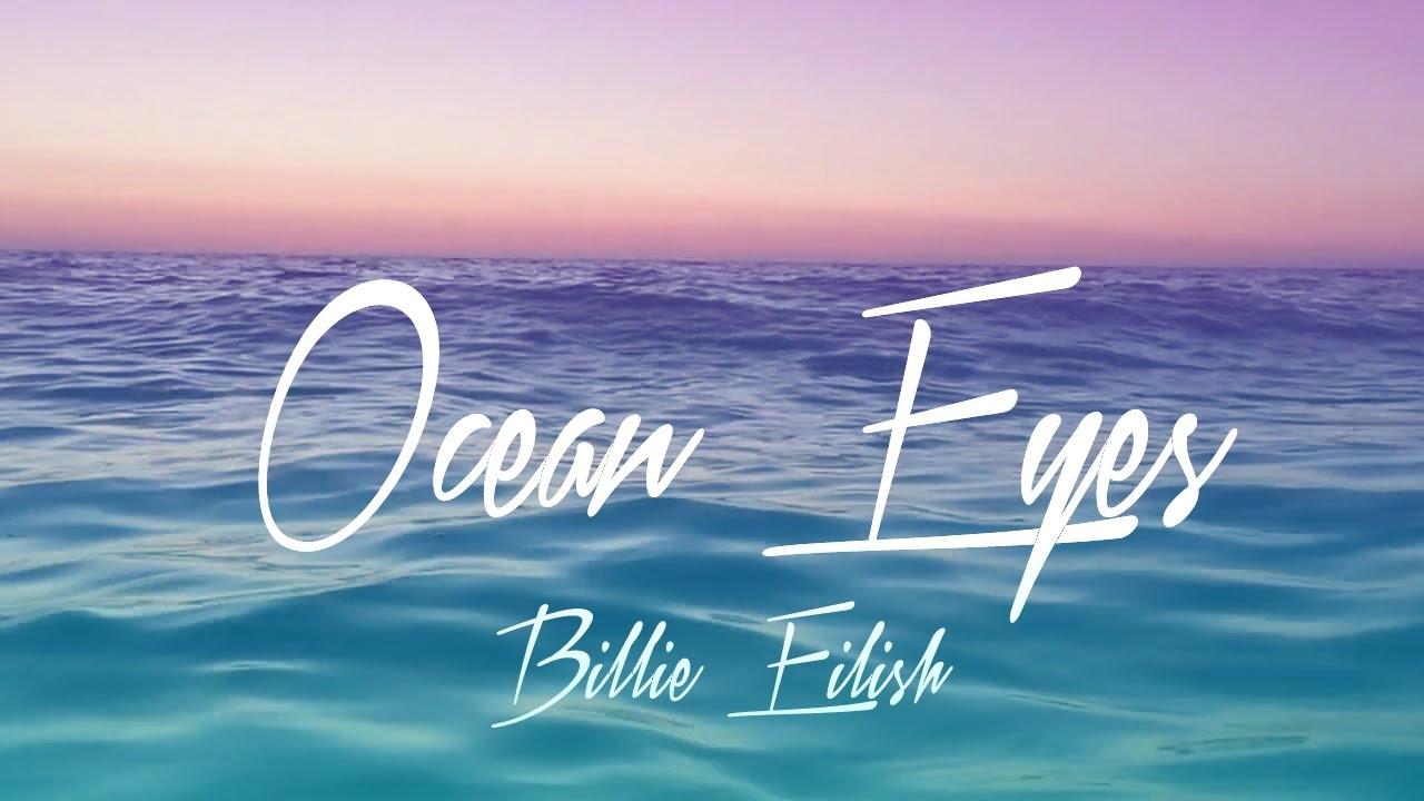 Billie Eilish Ocean Eyes Lyrics. Ocean Eyes is an English song sung by American singer Billie Eilish. This song is also searched as ocean eyes Billie Eilish lyrics. Here is the Lyrics of Ocean Eyes.