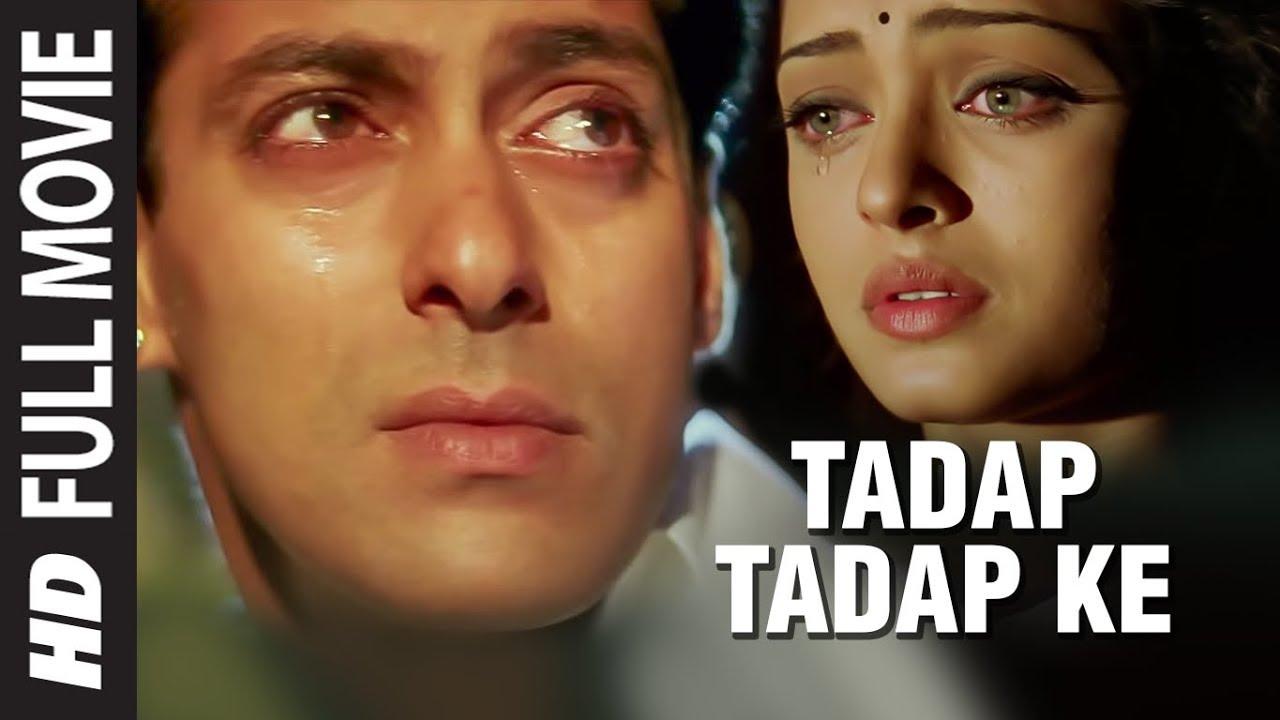 Tadap Tadap lyrics in Hindi and English - KK, Hum Dil De Chuke Sanam (1999)