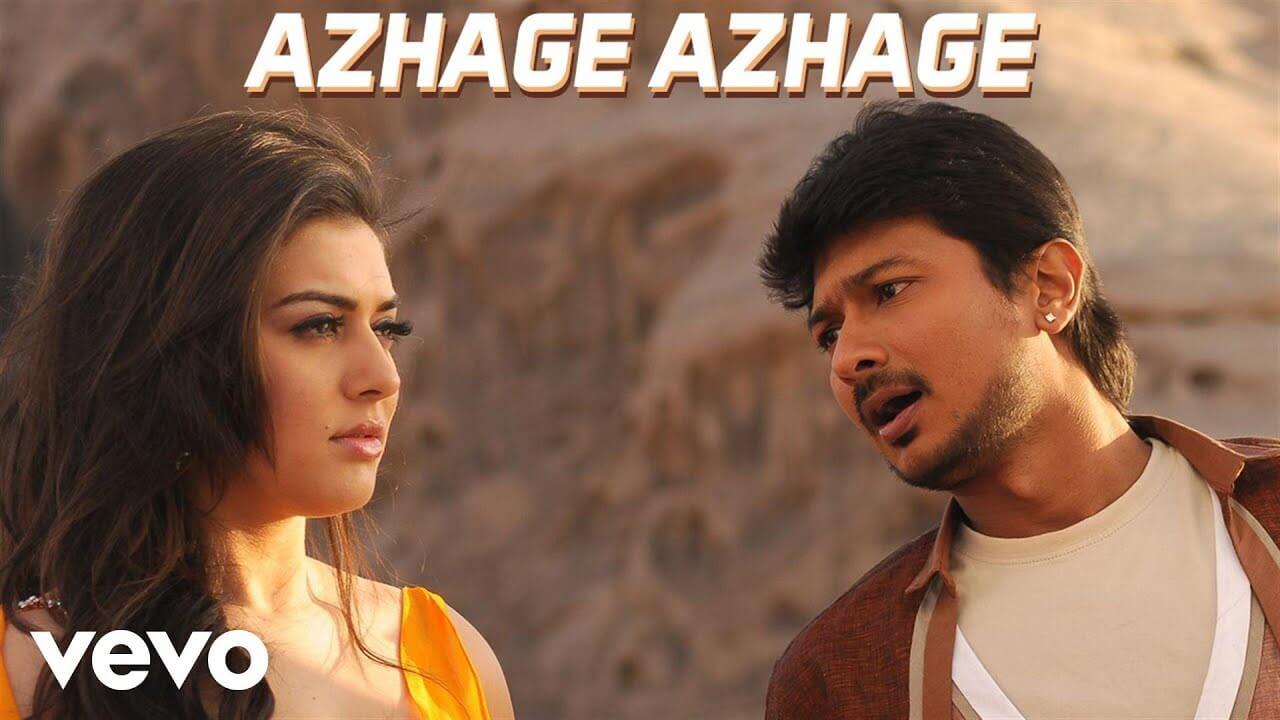 Azhage Azhage Lyrics in Tamil and English - Oru Kal Oru Kannadi (2012), Mukesh, Sri Madhumitha