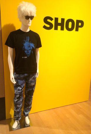 Andy Warhol Shop Phoenix Art Museum, Photo by AZ Style Girl