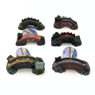 Petworx assorted resin bridges