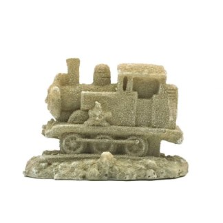 Aqua One Aquarium sand ornament - train