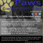 paws pet resort blast