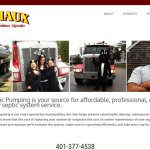 macamaux septic pumping website