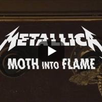 """Metallica lanza """"Moto into Flame"""" #MothIntoFlame"""