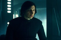 Star Wars: The Last Jedi..Kylo Ren (Adam Driver)..Photo: Industrial Light & Magic/Lucasfilm..©2017 Lucasfilm Ltd. All Rights Reserved.