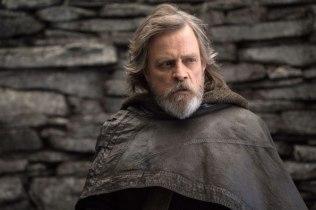 Star Wars: The Last Jedi..Luke Skywalker (Mark Hamill)..Photo: John Wilson..©2017 Lucasfilm Ltd. All Rights Reserved.