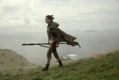 Star Wars: The Last Jedi..Rey (Daisy Ridley)..Photo: David James..©2017 Lucasfilm Ltd. All Rights Reserved.