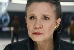 Star Wars: The Last Jedi General Leia Photo: Lucasfilm Ltd. © 2017 Lucasfilm Ltd. All Rights Reserved.