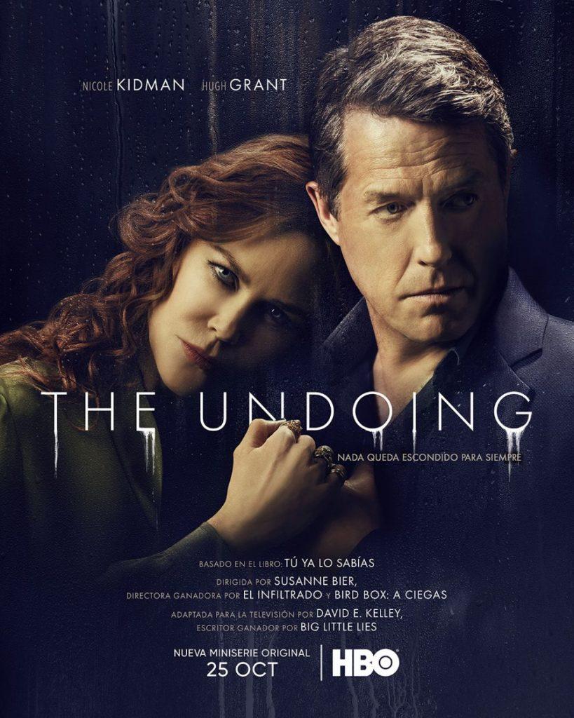 The Undoing Poster