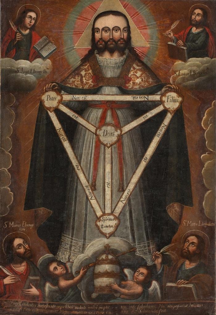 Trifacial Trinity