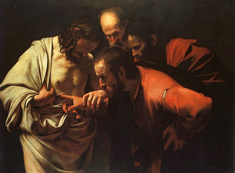 By Caravaggio - http://www.christusrex.org/www2/art/images/carav10.jpg, Public Domain, https://commons.wikimedia.org/w/index.php?curid=6804893
