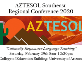 AZTESOL SE Regional Conference Poster