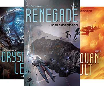 Renegade book 1 The Spiral Wars Series