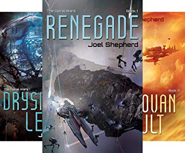 Renegade book 1 The Spiral Wars Series