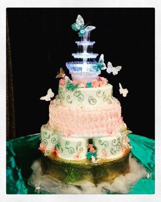 Quincea 241 Era Sweet Sixteen Cakes Azucar Bakery