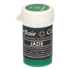 Colorante color jade sin gluten 25 gr Sugarflair