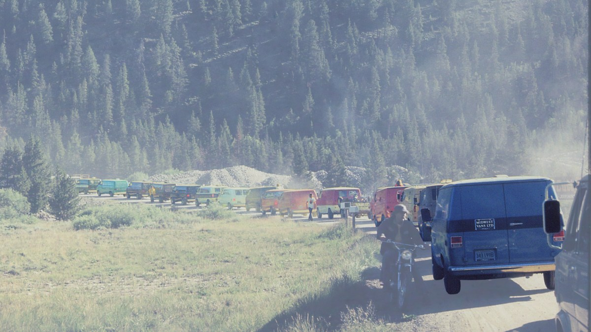 Sleeze Lake: Vanlife at its Lowest and Best