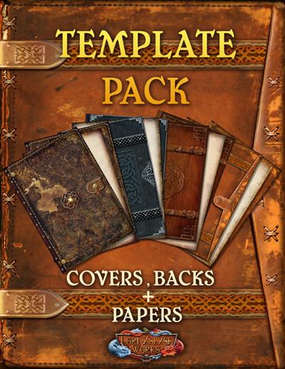 Celtic Template Pack