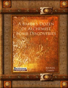 A Baker's Dozen of Alchemist Bomb Discoveries