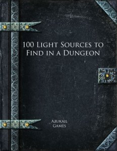 100 Light Sources to Find in a Dungeon