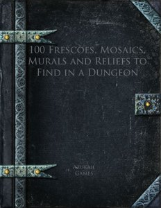 100 Frescoes, Mosaics, Murals and Reliefs to Find in a Dungeon