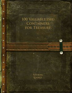 100 Valuable(ish) Containers for Treasure