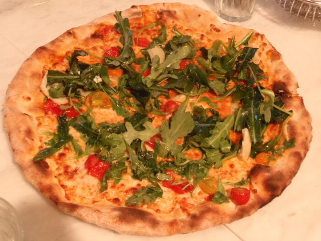 Miami Best Pizza Showdown Round I (4/6)