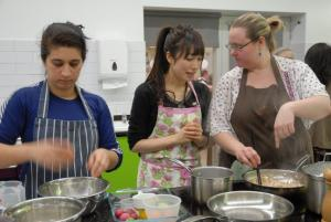 Japanese Cooking Class 12 Feb.2015 046