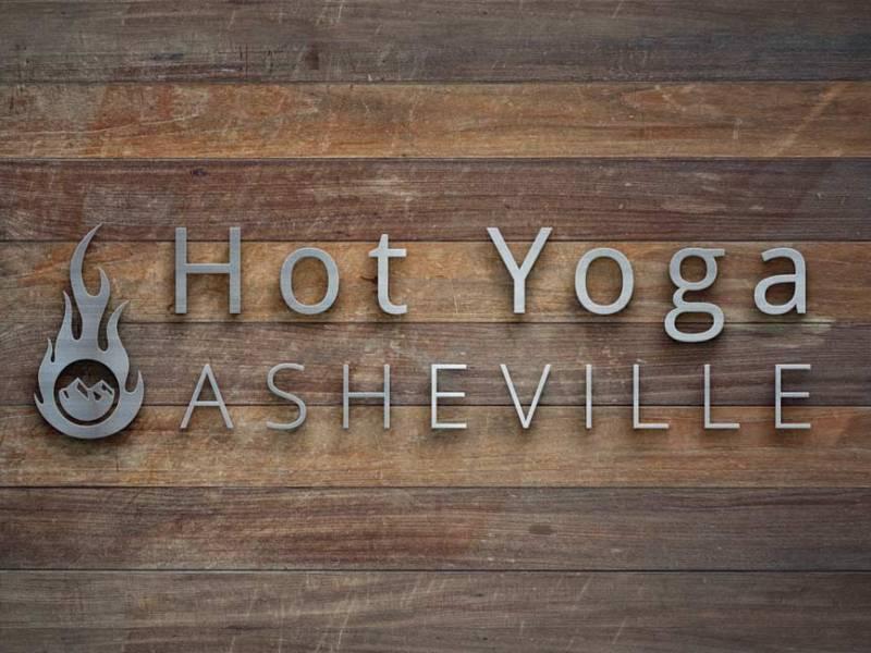 Hot-Yoga-Asheville-Logo-and-Sign-Azulan-Design-Sacha-Webley