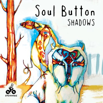 Soul Button - Shadows // Cover Artwork 2012
