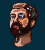 Digital Portrait Drawing nr2