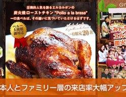 レストランや飲食店 ホームページ 川崎