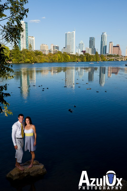 Kara & Joe – Engaged in Austin