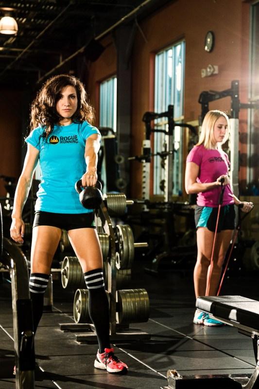 TRE Women – Exercise in Dirty Light